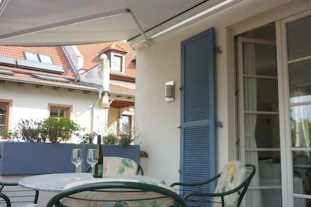 großzügige, helle Wohnung mit Balkon - Osthofen