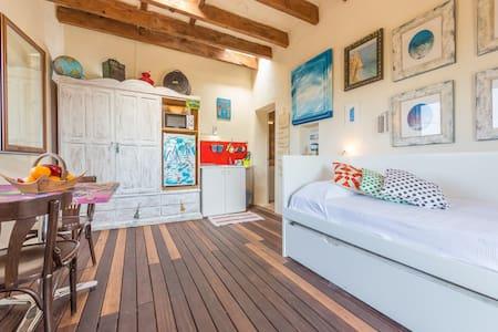 """Apartamento en el campo """"en antiguo Molino"""" - Ses Salines - Lägenhet"""