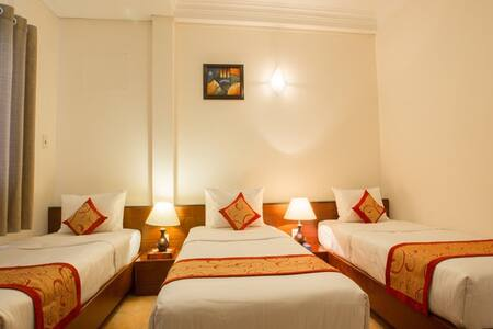THE MOST COMFORTABLE FOR 3 IN CENTER OF HCM CITY - Hô-Chi-Minh-Ville