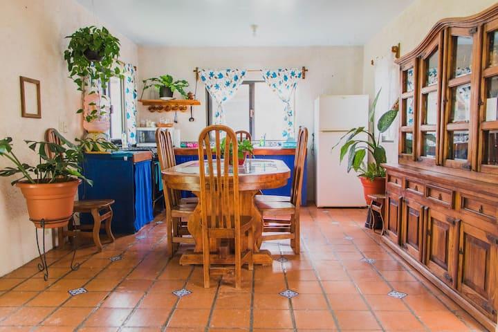 Casa Jardín Cholula