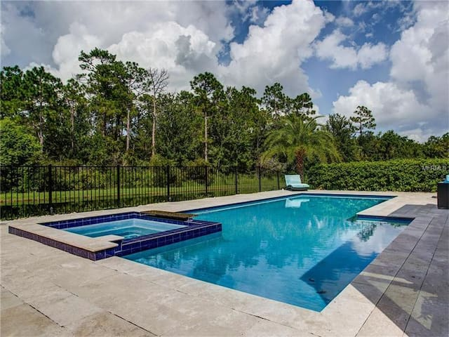 Pool Home in Beautiful Gated Community - Orlando - House