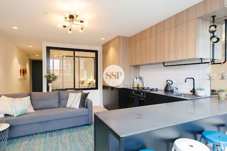 NEAR CHAPEL ST SHOPS & CAFE, SOUTH YARRA 1 BDR APT - South Yarra - Apartmen