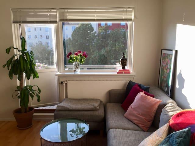 Lovely studio apartment at charming Sagene