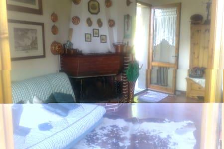 Appartamento montagnolo Abetone paese - Bar Alpino - Wohnung
