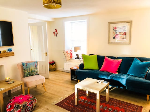 *New for 2020* The Blue House*, Anstruther