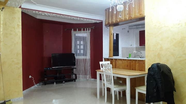 Location appartement F3 Bejaia. Côté gare routière