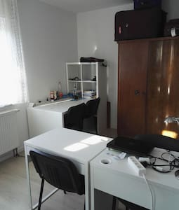 Location close to KIT university of Karlsruhe - Linkenheim-Hochstetten - アパート
