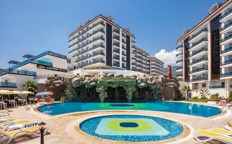alanya another world - Alanya - Apartamento