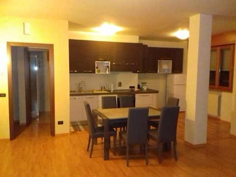 Appartamento (disponibile x mesi consecutivi)