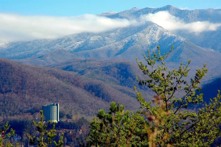 Lavish Condo on the Parkway in downtown Gatlinburg - Gatlinburg - Wohnung