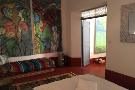 The Blank Canvas Evolving Art Space - Marrakech Médina. - House