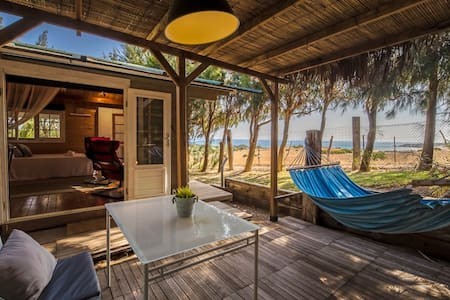 Casa Sauce; Cabaña playa Valdevaqueros; Tarifa