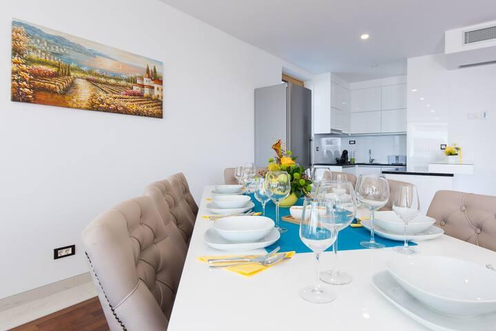 Luxury Villa Benic 2   ***** - Crikvenica - Villa