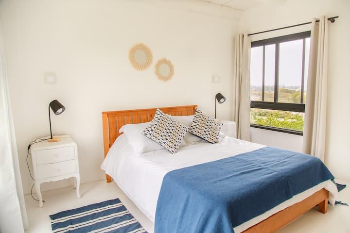 Casa 4 pax a metros del mar en Manantiales