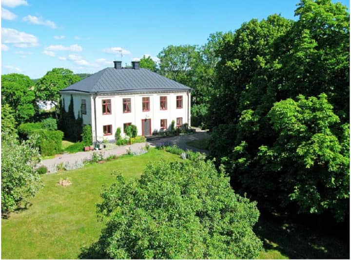 Large countryside house 1 hour south of Stockholm.