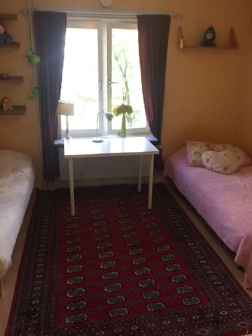 1 bedroom in the perfect location