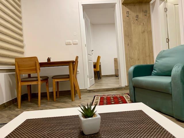 "Apartment 5 ""Vrbas"" (Apartment size: 35m2, Maximum occupancy: 5)"