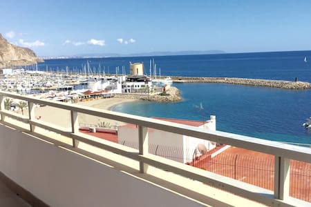Amazing apartment by the sea WIFI - Roquetas de Mar - Apartment