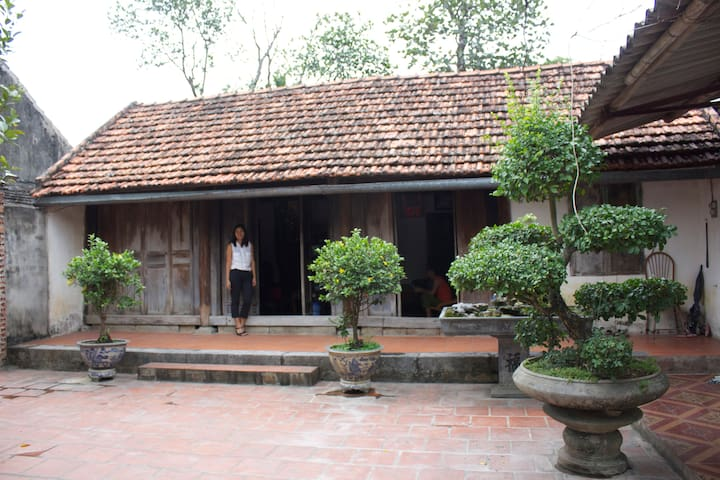 COUNTRY HOUSE -  HOME STAY TAM COC - Ninh Hải - Bed & Breakfast