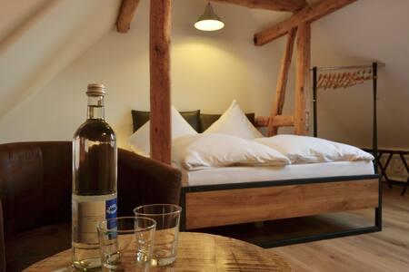 """Ferienwohnung """"Spatzennest"""" bei Berlin und Potsdam"""