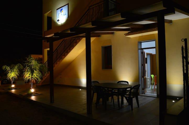 Case Vacanza Loria - Casa Comfort - Castelluzzo - Wohnung