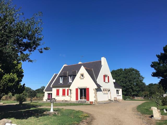 1 Studio et chambres individuelles - Saint-Clet - Casa