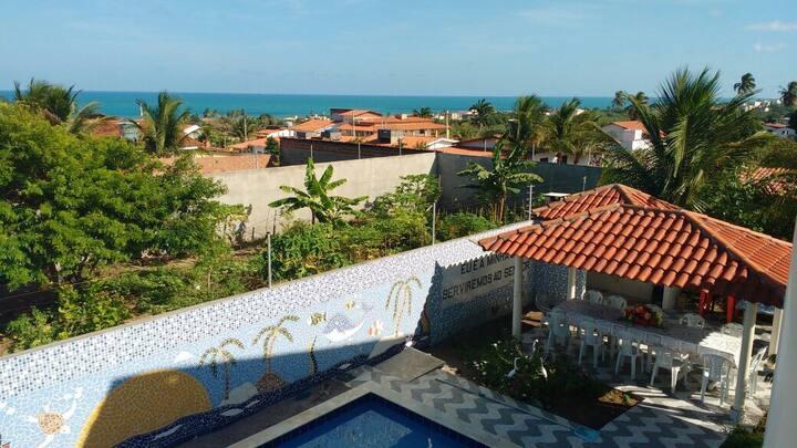 Casa de praia/Litoral Sul paraibano
