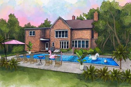 Fleetwood Farms Afton MN -Pool has launched-