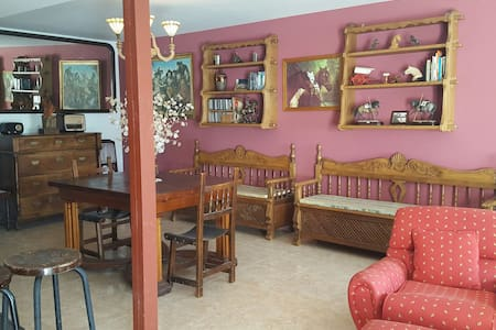 IDEAL FAMILIAS/GRUPOS - Puerto de Béjar - Casa
