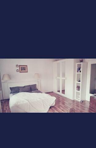 Gemütliche, ruhige, helle Wohnung. - Erlangen - Apartment