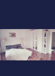 Gemütliche, ruhige, helle Wohnung. - 埃朗根(Erlangen) - 公寓