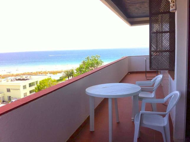 Vista magnífica a 2 minutos da praia - Apartamento - Alvor - Квартира