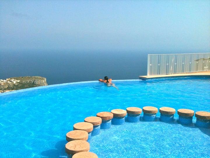 Precioso duplex frente al mar