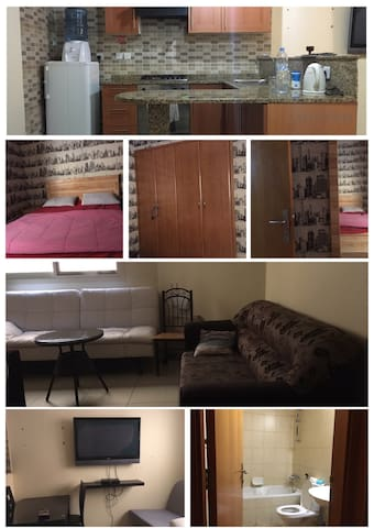 Great stay at close to heart of Dub - Dubai - Apartemen