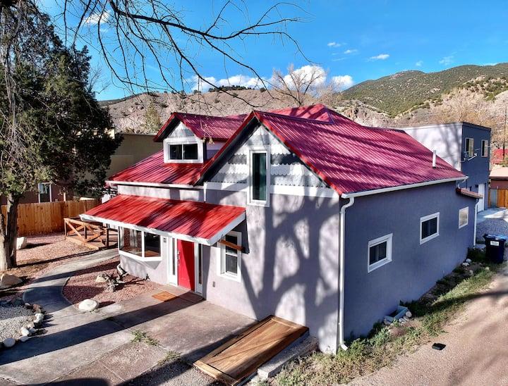 Spacious Salida Mountain Home (#0529)