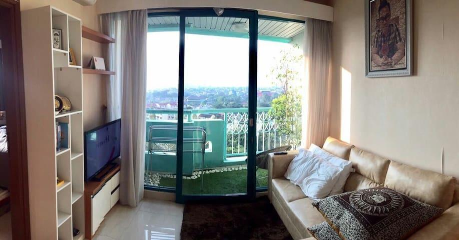 CENTRAL JAKARTA apartment, Kemayoran near ANCOL
