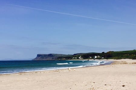 Luxury Seaside Apartment, Harbour View Ballycastle - Ballycastle