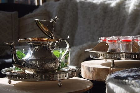 Hip Arabisch plekje | Gloed nieuw | Netjes | Ruim - Den Haag - Apartamento