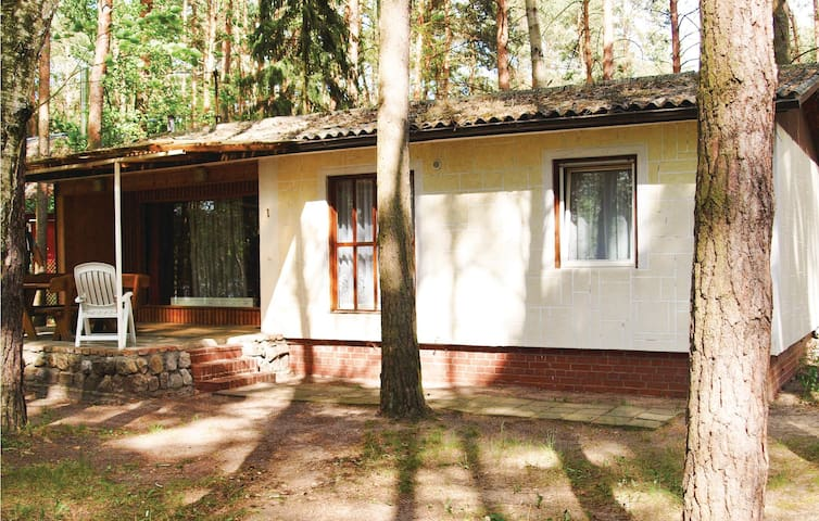 Holiday cottage with 1 bedroom on 45 m² DBB287