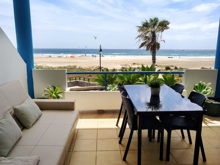 "BEACHFRONT APARTMENT ""LUPITA""   NºRTA:VFT/CA/00136"