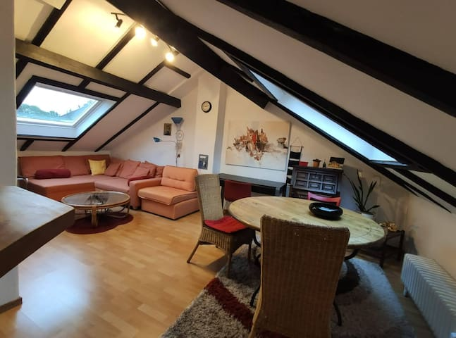 Apartment at the St. George's School Duisburg