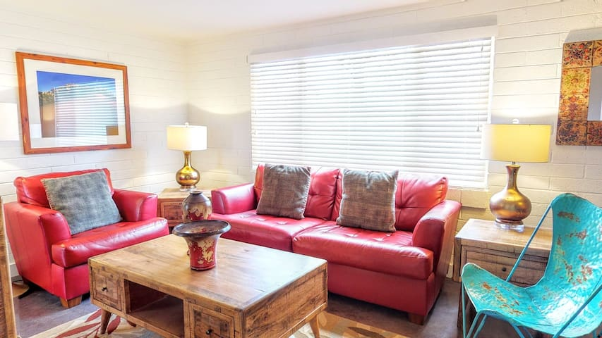 Zen Awaits at this Downtown Condo with Awesome Outdoor Space - Purple Sage Flats #6