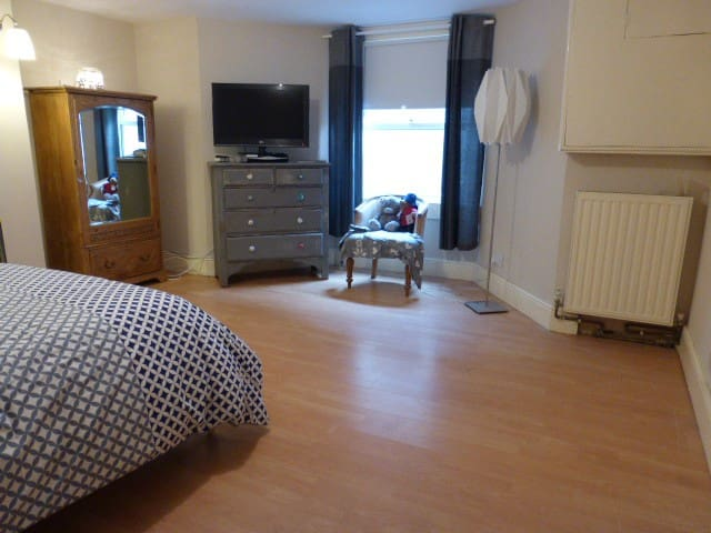 The Room Downstairs - Ramsgate - Appartement