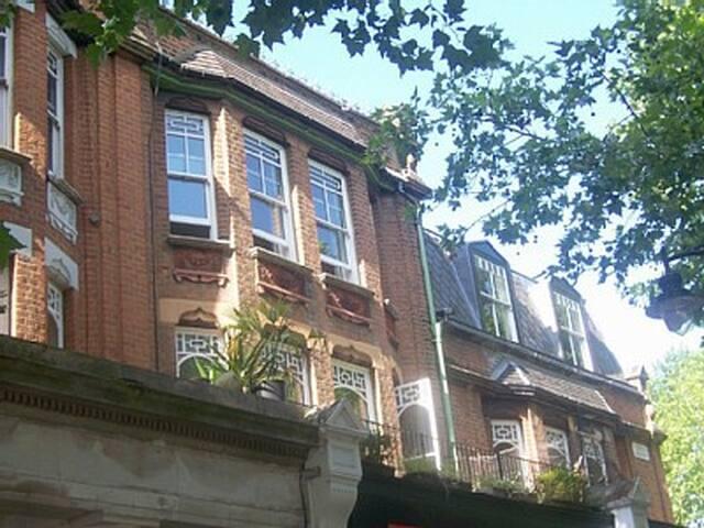 Lovely apartment in London's Kew Village - Richmond - Lägenhet