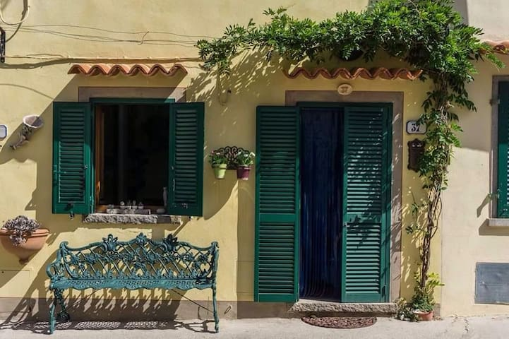 Casa Belvedere - San Piero In Campo - Casa adossada