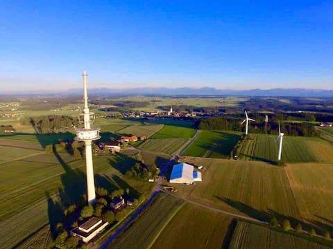 Chiemgau: Genieße eine Auszeit mitten im Grünen
