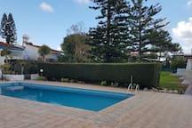 2nd swimming pool