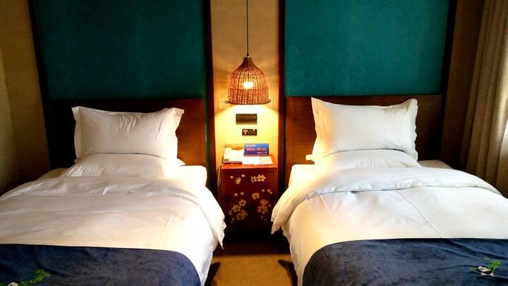 雲净合院汤泉度假酒店