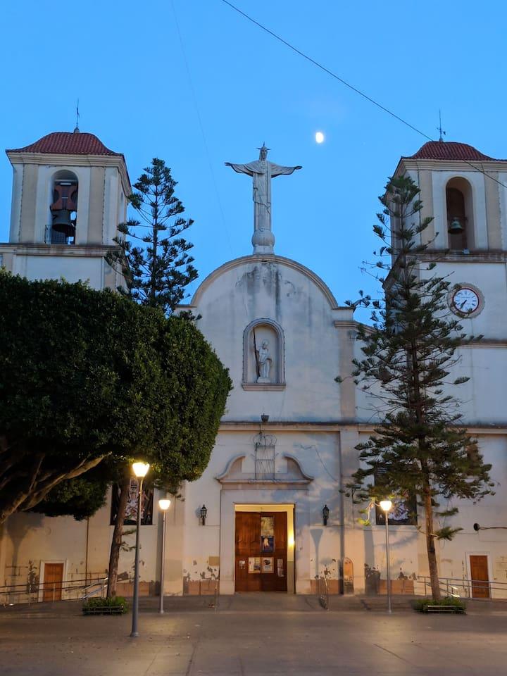 Almoradi Town Square