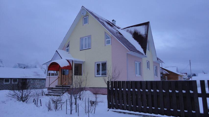 Уютный дом на Родине Деда Мороза - Великий Устюг - House